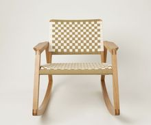 Low Rocker rocking Chair
